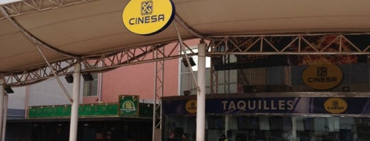 Cinesa is one of Orte, die Roger gefallen.