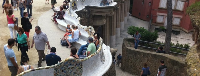 Park Güell is one of 2013 - Espanha.