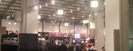 Armani Exchange is one of New York.