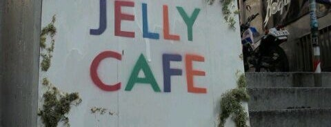 JELLY JELLY CAFE is one of Coworking Spaces Japan.