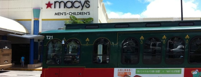 Macy's Men's & Children's is one of Guam.