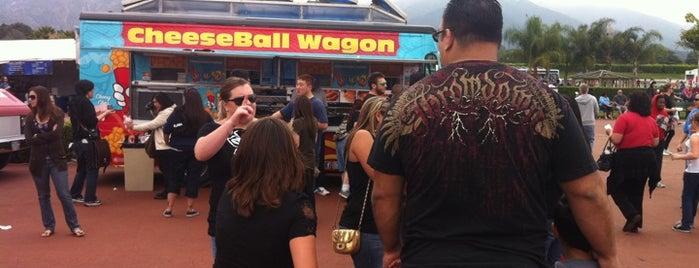 Cheeseball Wagon is one of LA/OC Food Trucks.