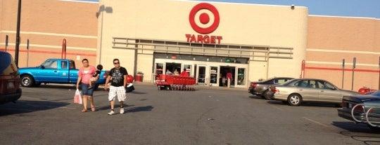 Target is one of Favorites!. :).