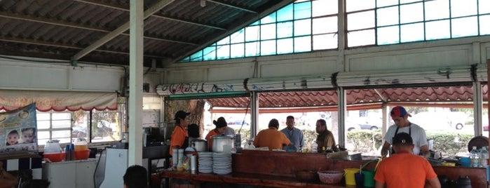 El Taquito Del Sur is one of Panna 님이 좋아한 장소.