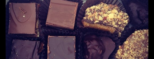 Chilmark Chocolates is one of Martha's Vineyard.
