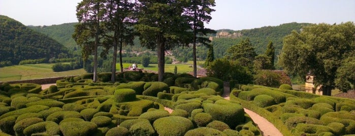 Jardins de Marqueyssac is one of Cool Places to Visit.