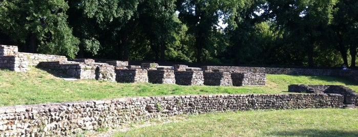 Aquincum is one of Must Do's in Budapest.