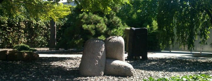 The Noguchi Museum is one of New York.