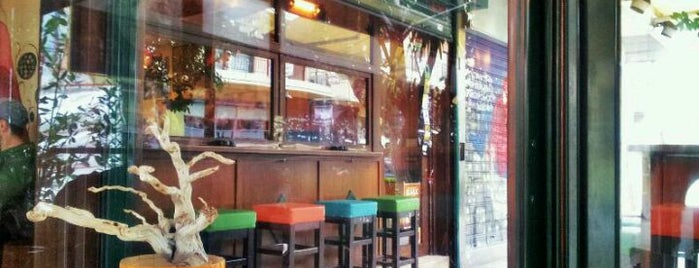 μικρό cafe is one of A local's guide: 48 hours in Athens.