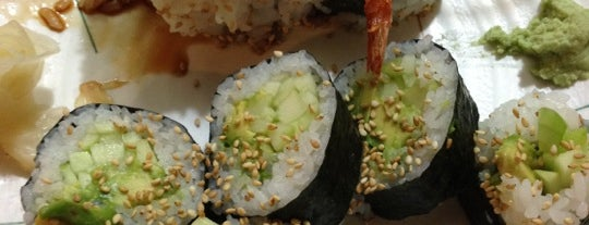 Saburo's Sushi House is one of Portland Eats.