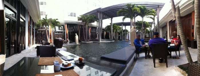 The Setai Grill is one of Visit to Miami.