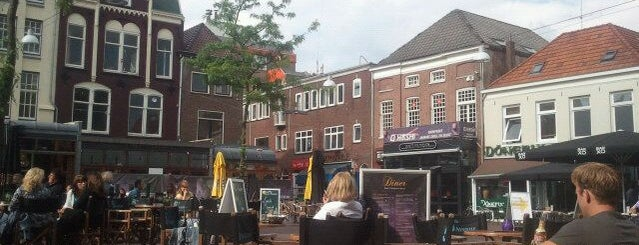 Korenmarkt is one of Back to Netherlands ♥.