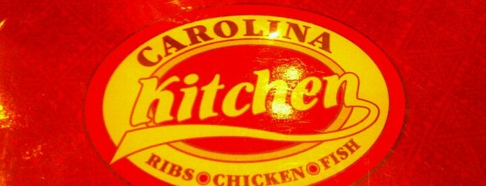 Carolina Kitchen Bar & Grill is one of Locais salvos de Jeb.