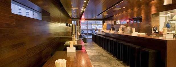 Momofuku Ssäm Bar is one of Tempat makan terbaik di AS untuk malam Tahun Baru.