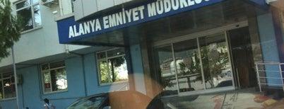 Alanya Emniyet Müdürlüğü is one of Yunusさんのお気に入りスポット.