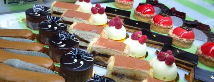 Financier Patisserie is one of Locais salvos de Rob.