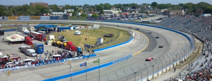Milwaukee Mile is one of Bucket List for Gearheads.