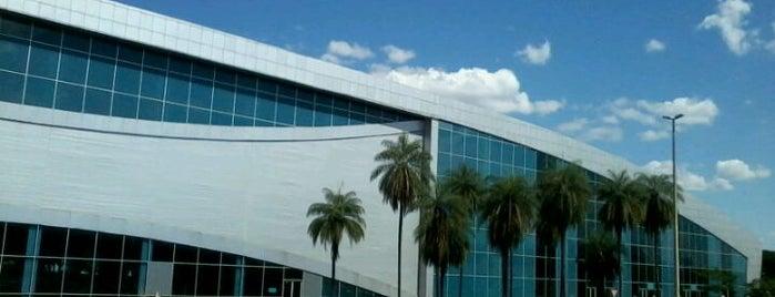 Centro de Convenções Ulysses Guimarães (CCUG) is one of Locais curtidos por Adriane.