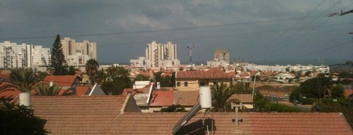 Ashkelon is one of Oleksandr : понравившиеся места.