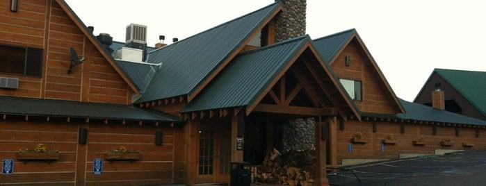 Callahan's Lodge is one of Lugares favoritos de Alan.