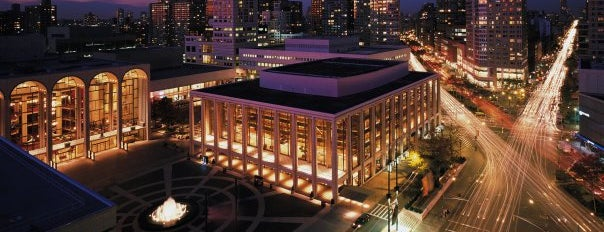 Lincoln Center for the Performing Arts is one of Explore Lincoln Center.