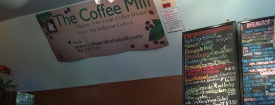 The Coffee Mill is one of Delaware Fun.