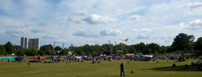 2012 Atlanta Pride Festival is one of Lugares guardados de Benjamin.