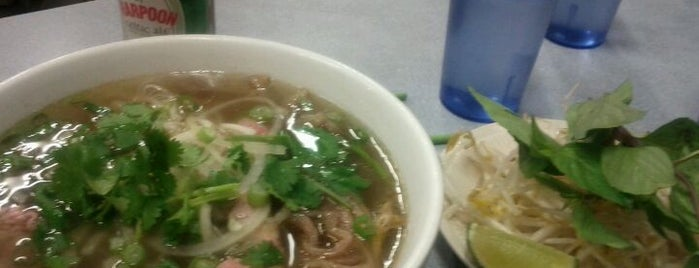 Pho Hong is one of Vermont.