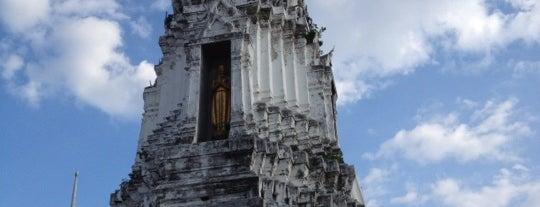 Wat Rakang is one of Trips / Thailand.