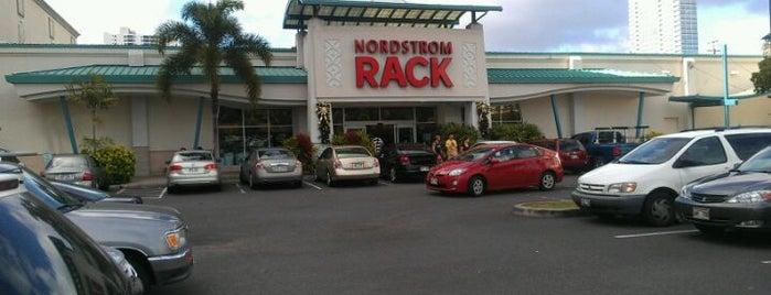 Nordstrom Rack is one of Honolulu: The Big Pineapple #4sqCities.