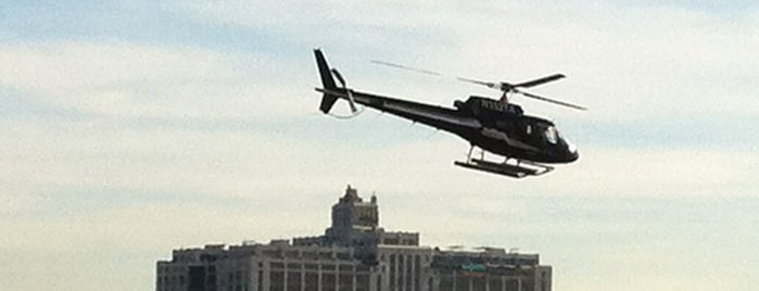 Liberty Helicopter Tours is one of Places in NY.