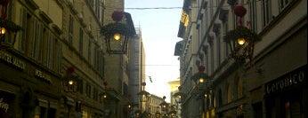 Via Tornabuoni is one of 101 posti da vedere a Firenze prima di morire.