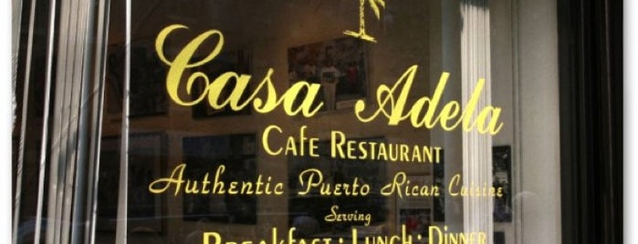 Casa Adela is one of NYC Restaurants.