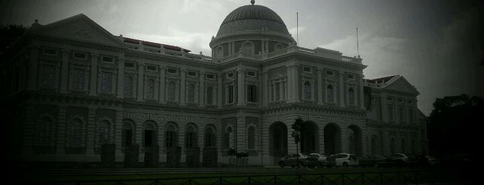 National Museum of Singapore is one of Guide to Singapore's best spots.