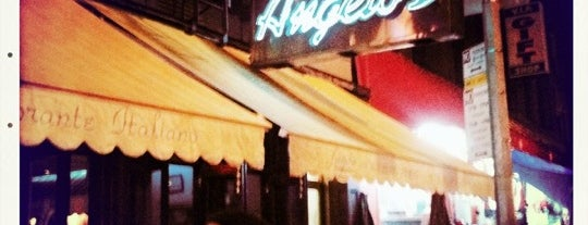 Angelo's is one of New York Favorites.
