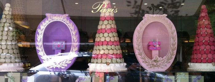 Ladurée is one of Where to eat in NYC.