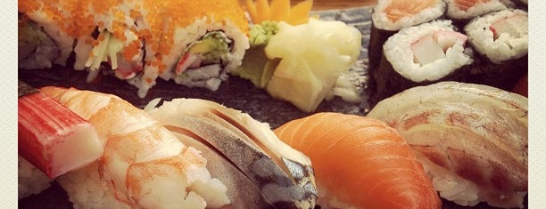 SushiCo is one of Lugares favoritos de Engin.
