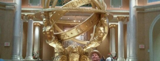 Venetian Resort & Casino is one of 101 places to see in Las Vegas before your die.