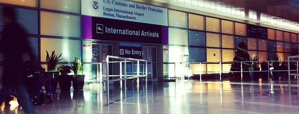 Boston Logan International Airport (BOS) is one of Airports - worldwide.