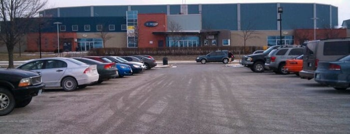 RBC Centre is one of OHL Arenas.