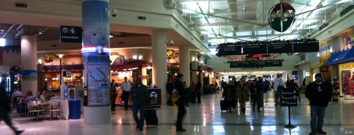 Chicago Midway International Airport (MDW) is one of Big Country's Airport Adventures.