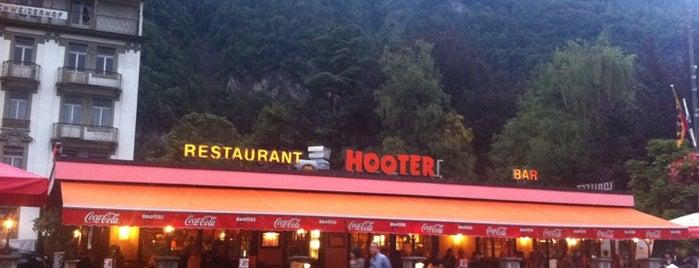Hooters is one of Mariana : понравившиеся места.