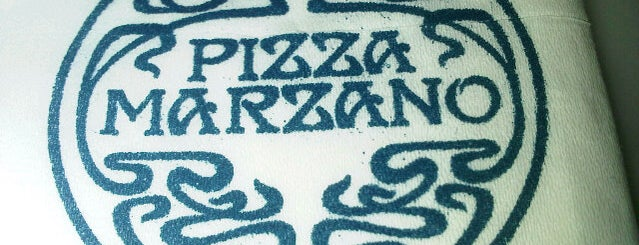 Pizza Marzano is one of Foodism in Jakarta.