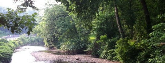Rock Creek Running Trail is one of Go Outside!.