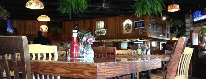 Spanky's Pizza Galley & Saloon is one of Best Restaurants in Savannah.