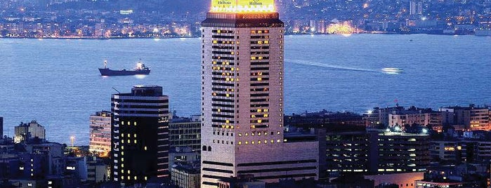 Hilton Izmir is one of Locais curtidos por Reyhan.