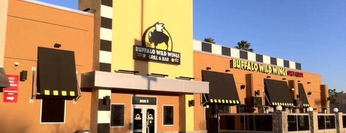 Buffalo Wild Wings is one of Places I Go when I Travel.