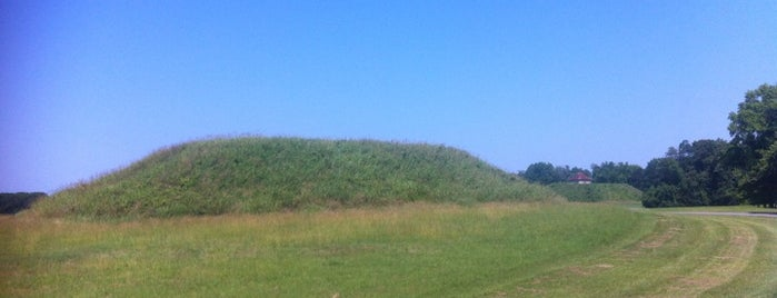 Moundville Archeological Park is one of Paranormal Places Across United States.