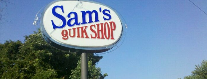 Sam's Quik Shop is one of BEST OF DURHAM.