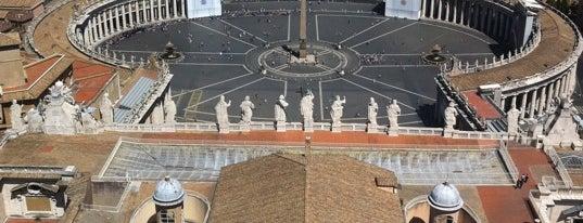 Basilique Saint-Pierre du Vatican is one of Panorámicas.